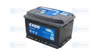 Аккумулятор EXIDE EXCELL 62Ah (-/+) (540EN) ЕВ